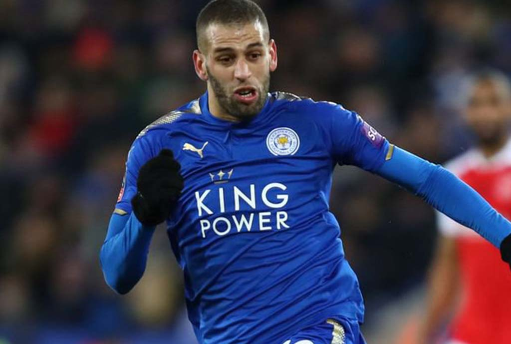 Slimani Joins Fenerbahce On One-Season  Loan From Leicester