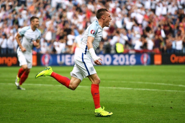 Leicester Striker Vardy Retires From International Football