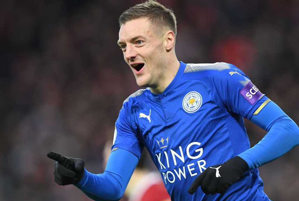 Vardy Hungry To Face Wolves