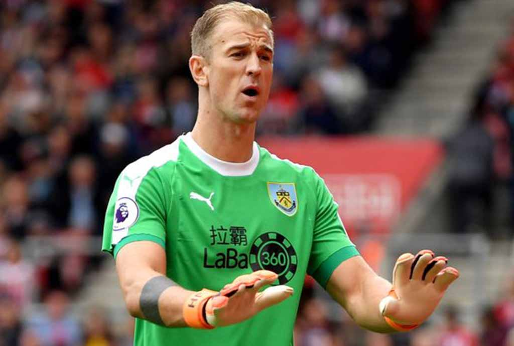 Burnley Thankful To Hart Hfter Win