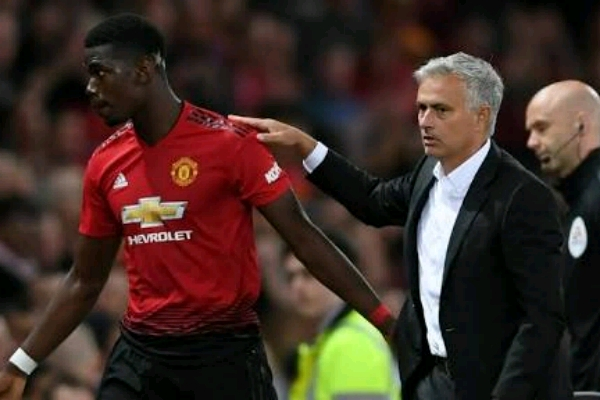 Mourinho: I Don't Have Problem With Pogba