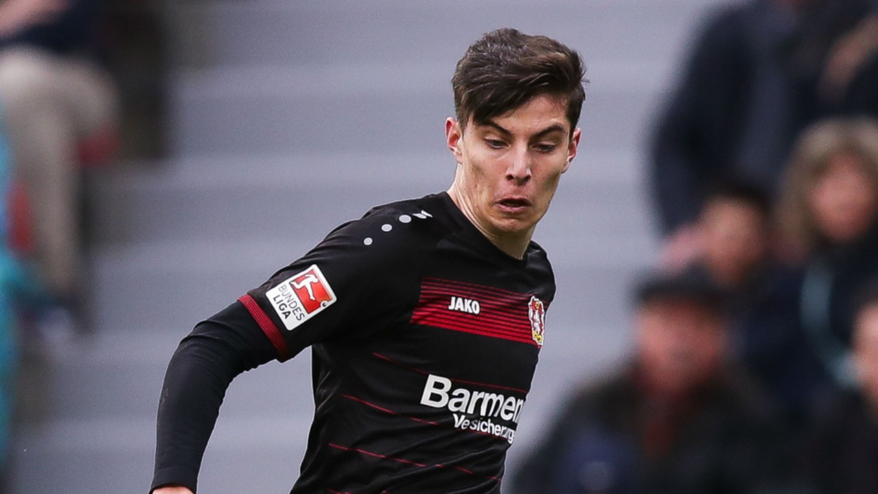 Havertz Looking To Emulate Brandt