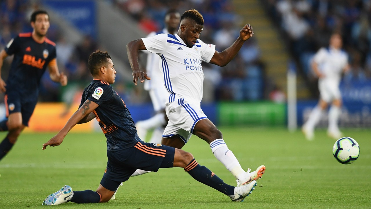 Leicester Boss Puel Banks On Iheanacho To Deliver Again Vs Man United