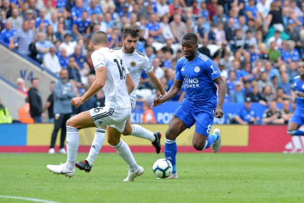 Iheanacho Savours 'Well-Deserved Leicester Win' Over Wolves