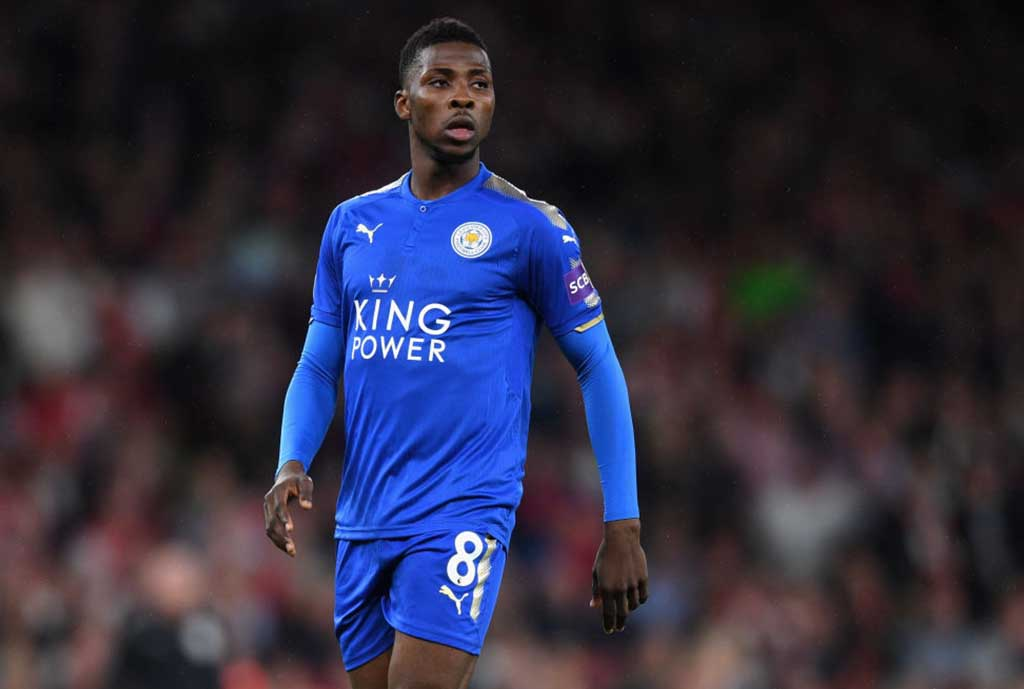 Carabao Cup: Iheanacho Scores As Leicester Advance to 3rd Round; Etebo Shines; Balogun's Brighton Crash Out