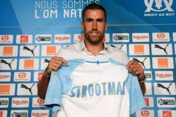 Strootman Completes €25m Marseille Switch From Roma