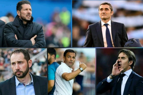 Club Coaches Gear Up For 2018/19 LaLiga Santander Season