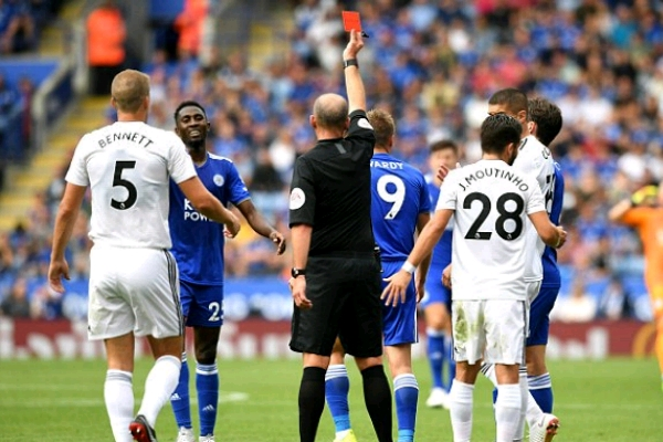 Ndidi Celebrates Leicester First Win Of The Season, Thanks Fans For Support