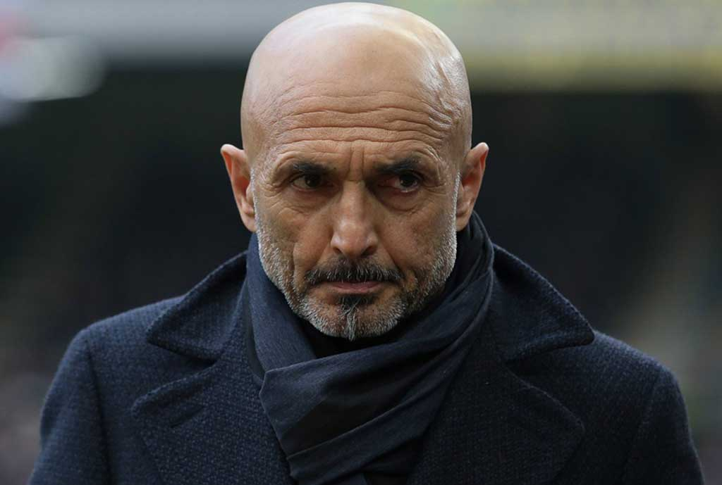 Spalletti Urges Inter Fight