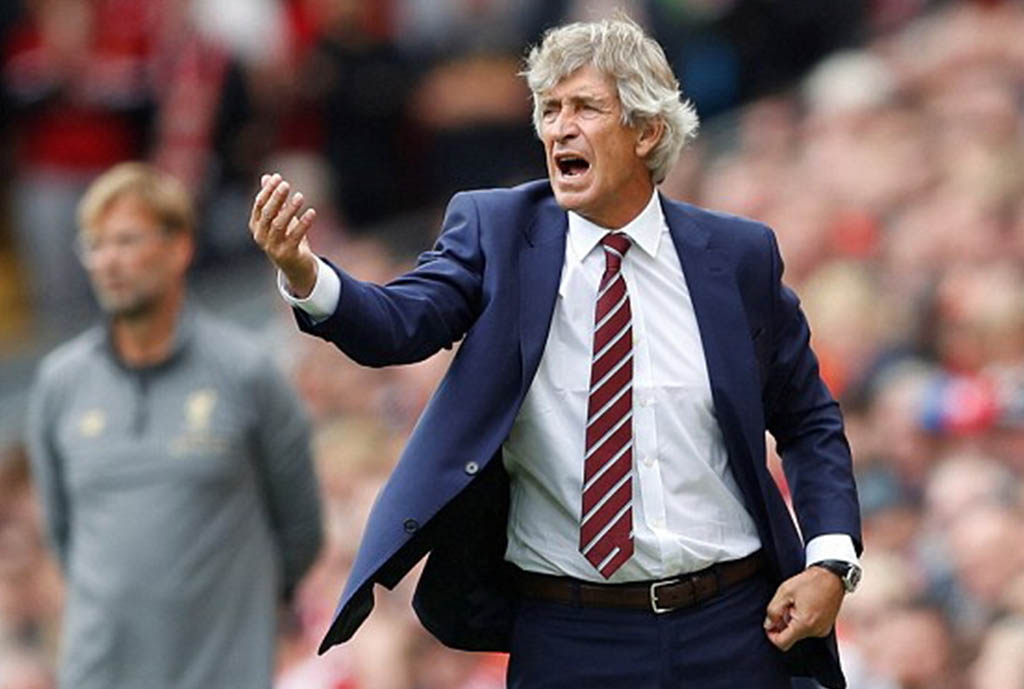 Pellegrini Urges West Ham Improvement After Crushing Defeat To Liverpool