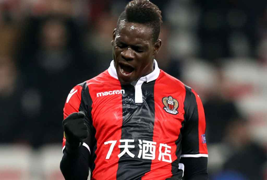 Balotelli To Stay With Nice