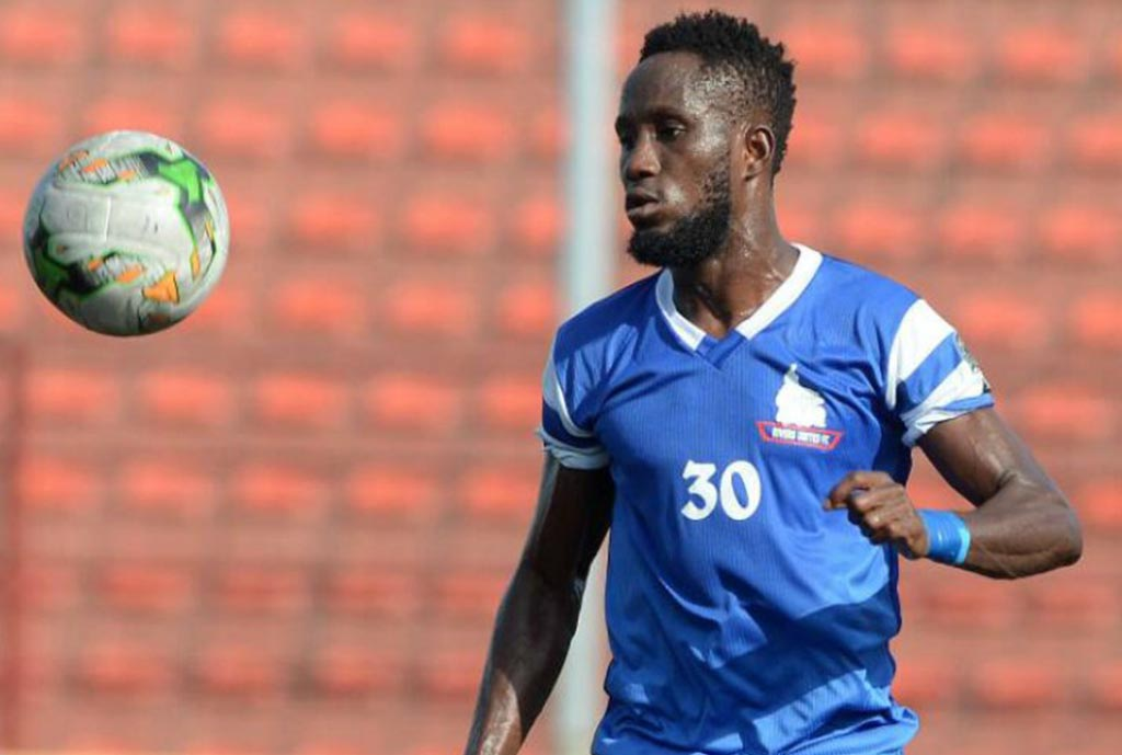 Rivers United Declare Ojobo AWOL, Suspend Three Players For Misconduct