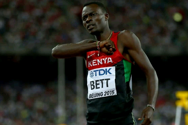 Kenya's Former World 400m Hurdles Champion Bett Dies In Car Crash