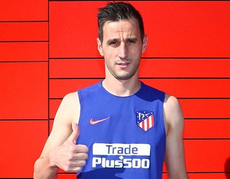 Kalinic Pens Three-Year Atleti Deal