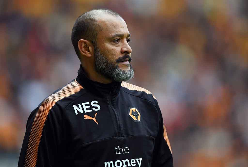 Nuno Options Impress Wolves Legend