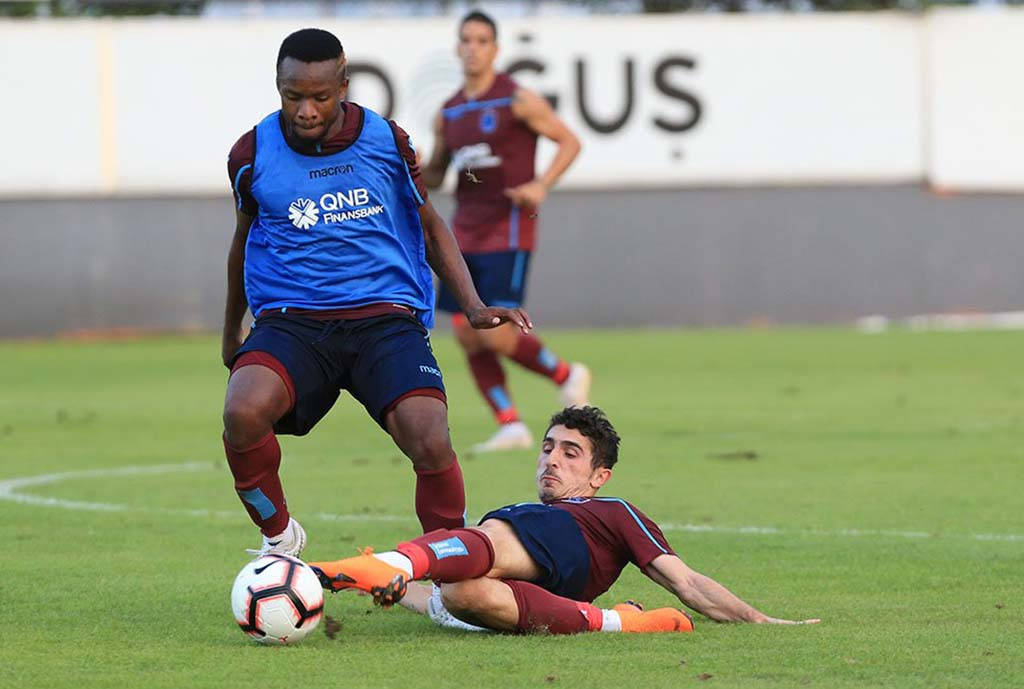 Onazi Targets Win In 55th Game For Trabzonspor