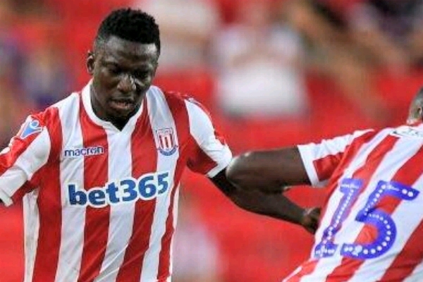 Etebo Subbed On As Stoke City Lose At Home; ‎Aluko Features In Reading's Draw At Blackburn