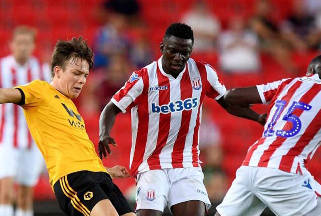 Etebo Optimistic Stoke City Will Bounce Back From Winless Streak