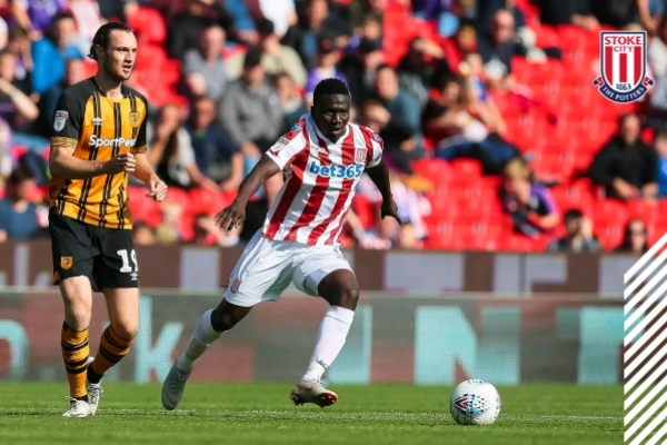 Stoke Fans Hail Man Of The Match Etebo
