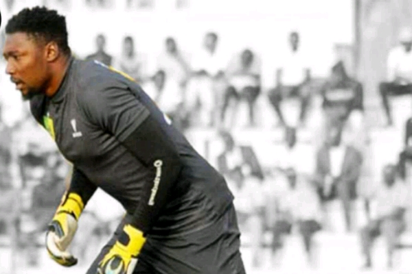 Plateau United Goalie Odah Set To Join Saudi Club Jeddah FC