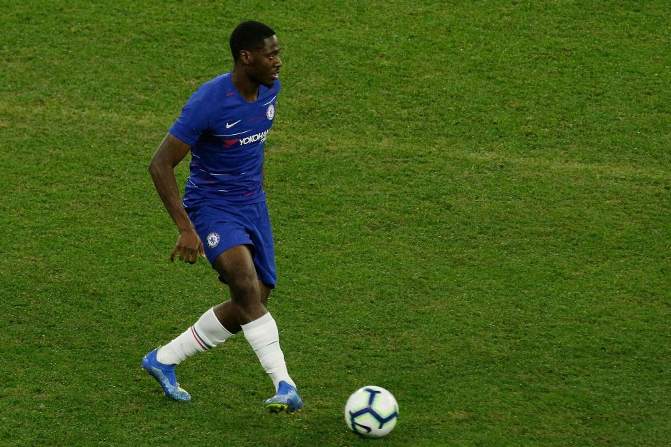 Aina Keen On Joining Torino On Loan From Chelsea