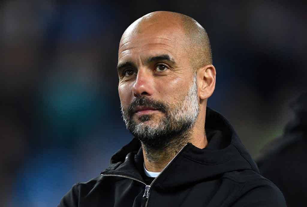 Pep Targets English Dominance