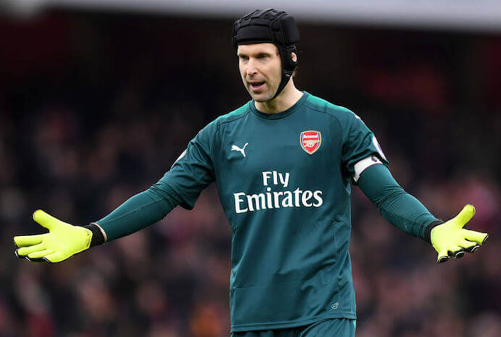 Emery Backs Cech