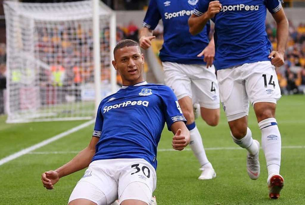 Silva Touts Richarlison As Great Value For £35m After The Brazilian's Scoring Debut