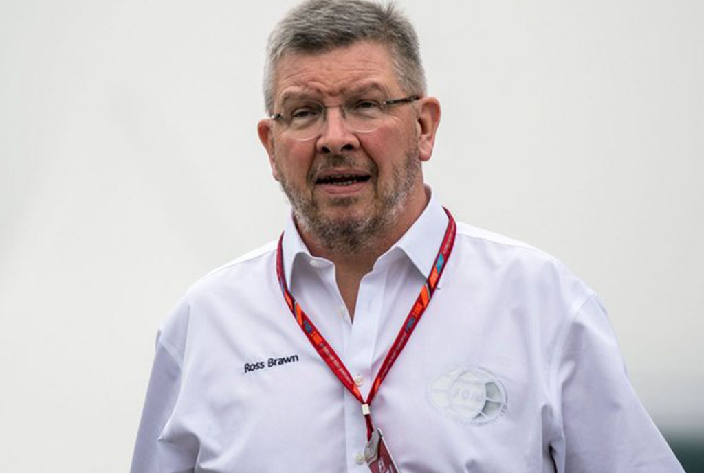 Brawn Suggests F1 Could Go Electric