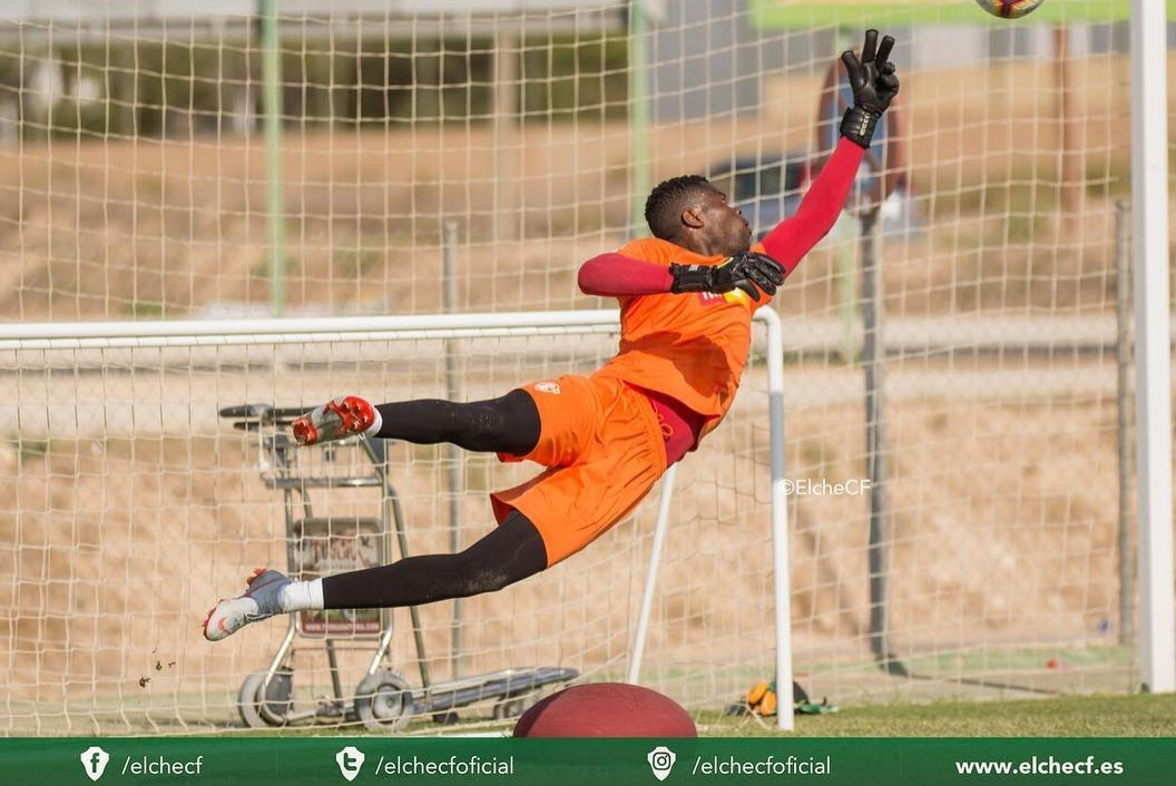 Uzoho Feels 'Happy To Be Back' After First Training With Elche