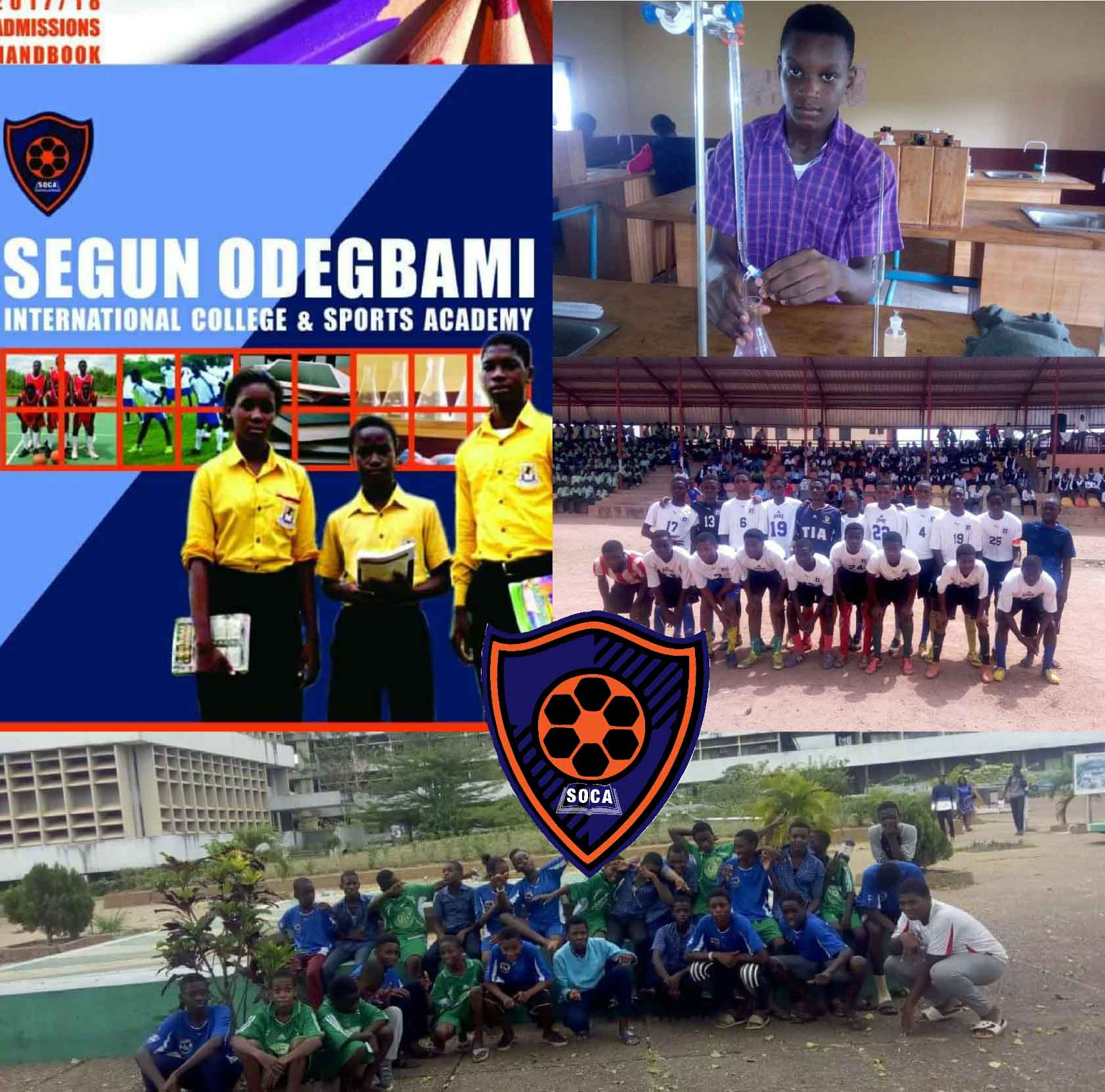 Odegbami: Sports And Education – Keys To The kingdom Of The Youths!