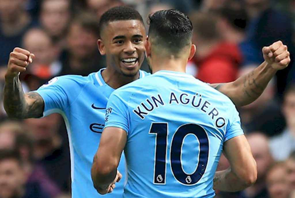 Aguero-Jesus Tandem An Option For Pep