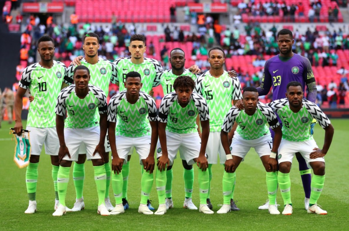 Iwobi, Aina, Ekong Ruled out of Eagles Vs Seychelles Game