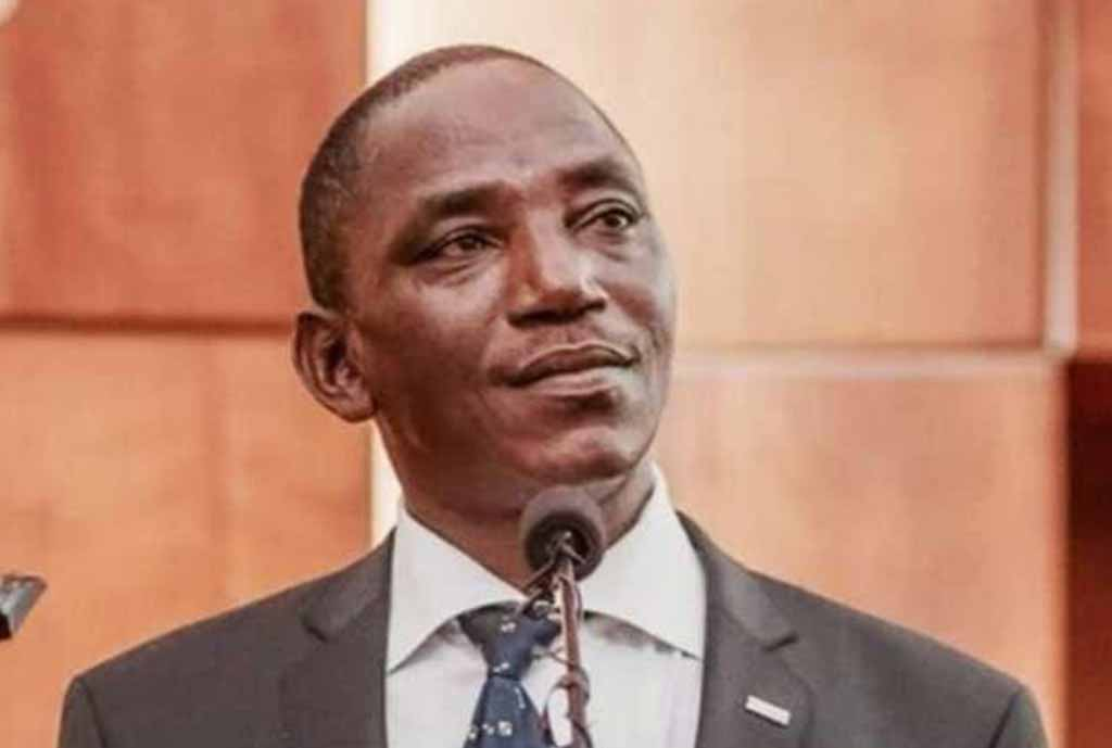 Pinnick Vs Giwa: Dalung Hails Osinbajo's Intervention, Insists on Supreme Court Judgement