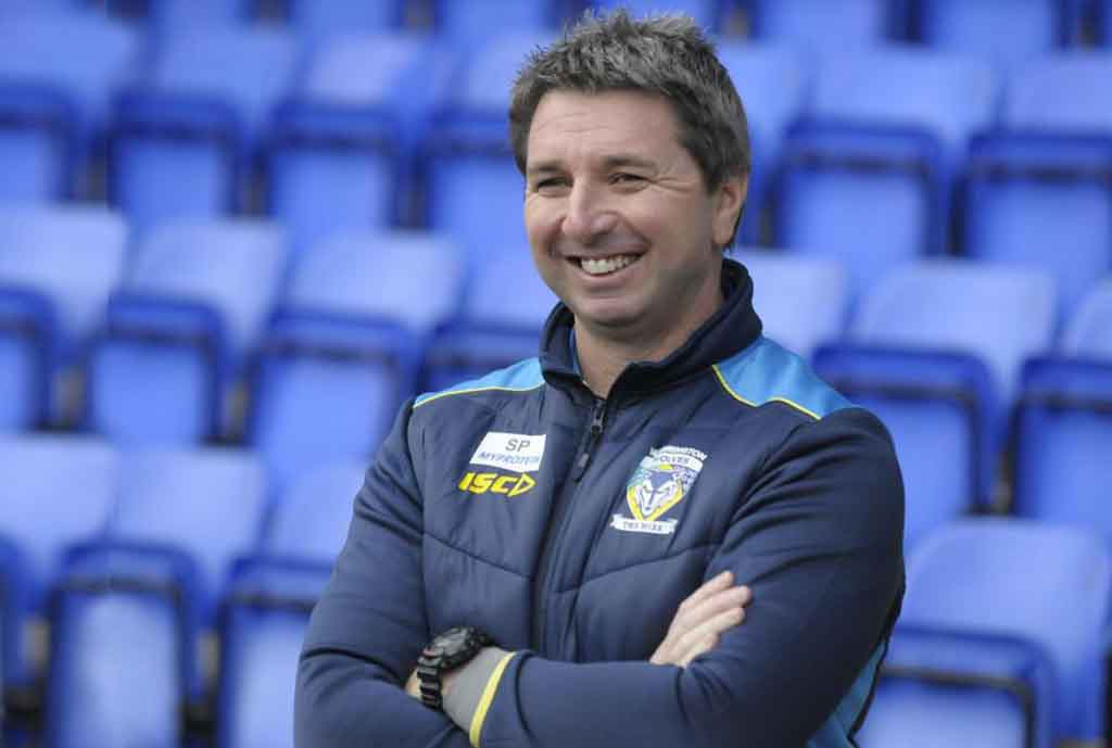 Price Relaxed Ahead Of Challenge Cup Final