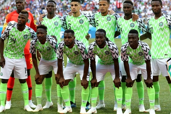 FIFA World Ranking: Nigeria Now 49th, 7th In Africa In New Ranking System