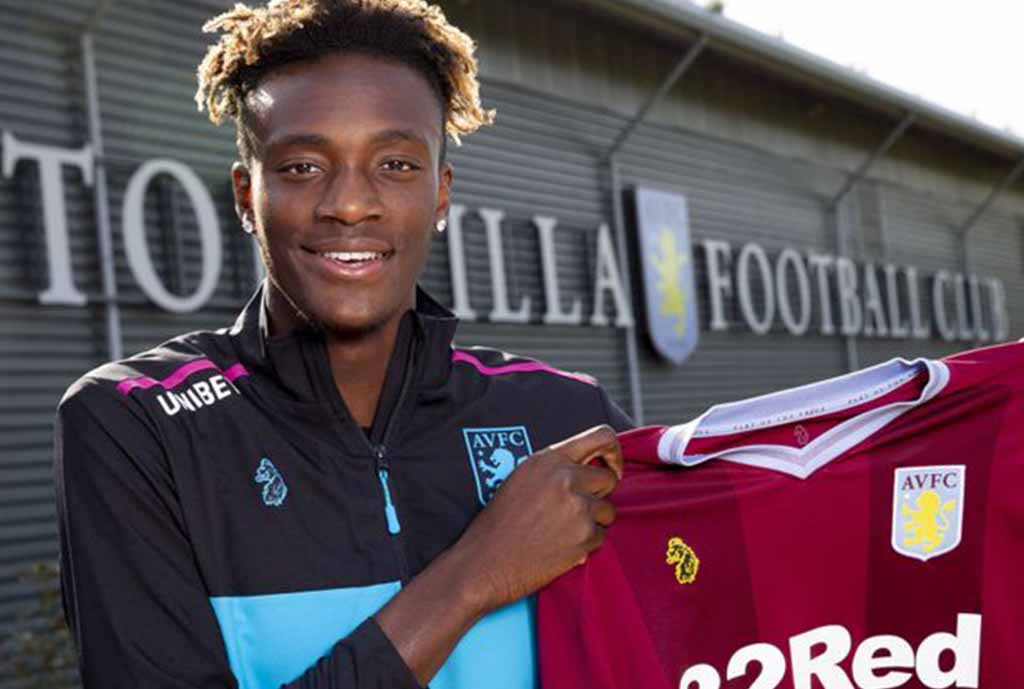 Abraham Joins Aston Villa On Loan