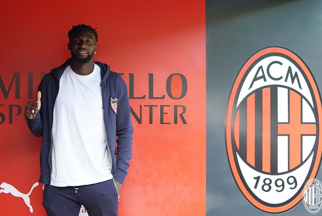 Milan Seal Bakayoko Loan Deal