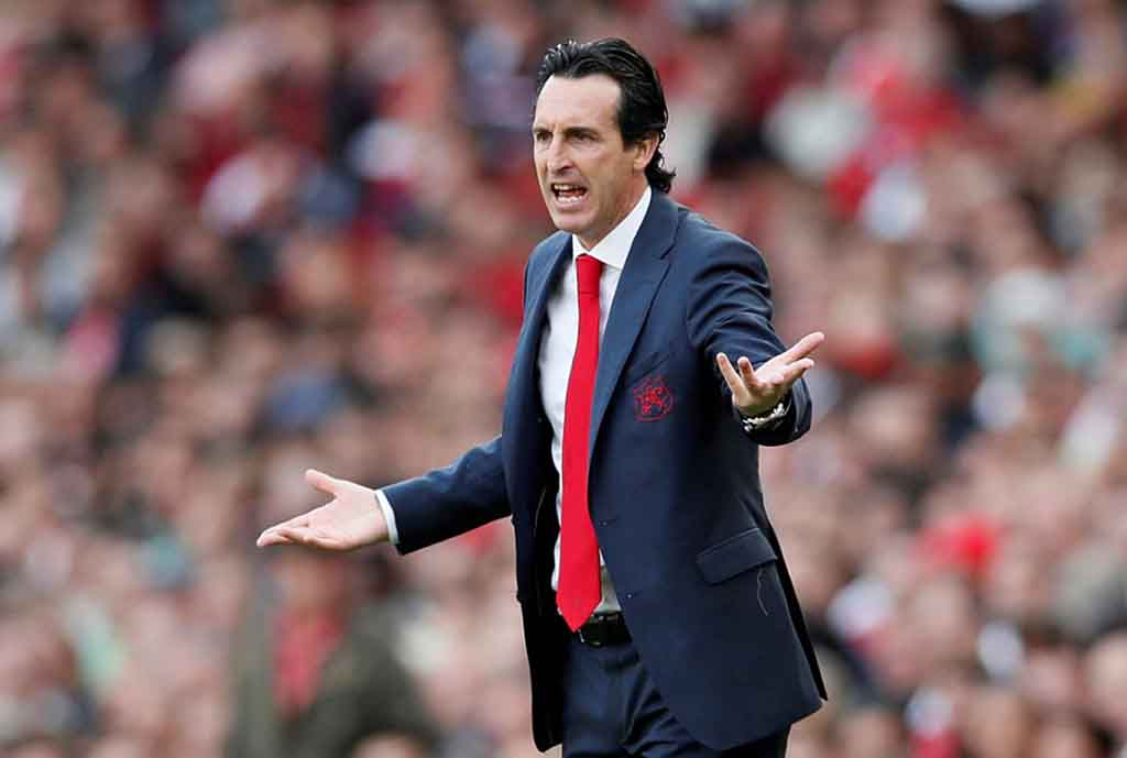 Emery Dedicates Win Over West Ham To Arsenal Fans