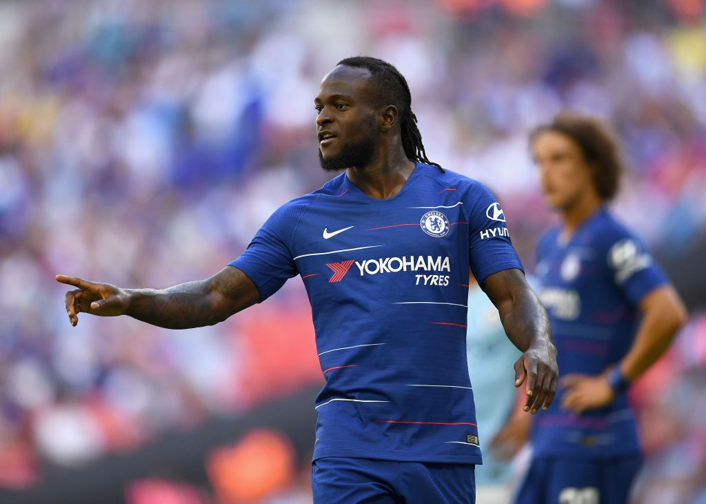 Sarri: Moses Needs To Improve His Game To Become A Regular At Chelsea