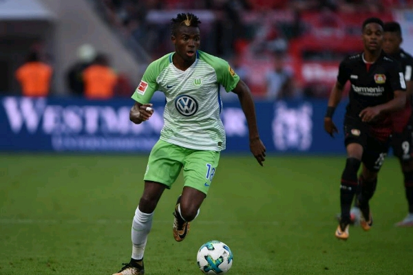 Osimhen Joins RSC Charleroi On One-Season Loan From Wolfsburg