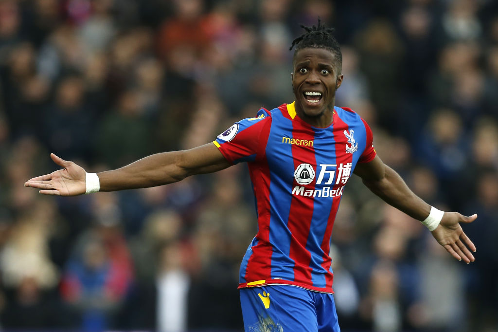 Zaha set for Palace return