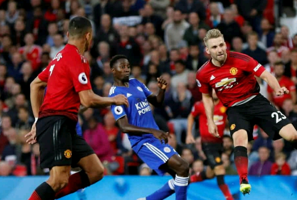 Ndidi Rated Best Passer In Leicester Defeat To Man United