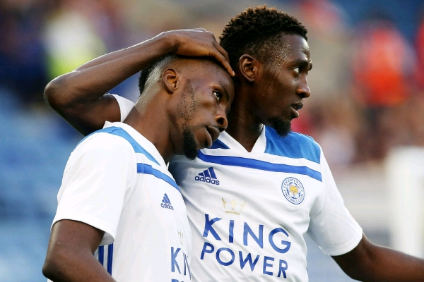 Ndidi Happy With Leicester's Pre-Season Campaign, Eager For 'The Main Business' Vs Man United