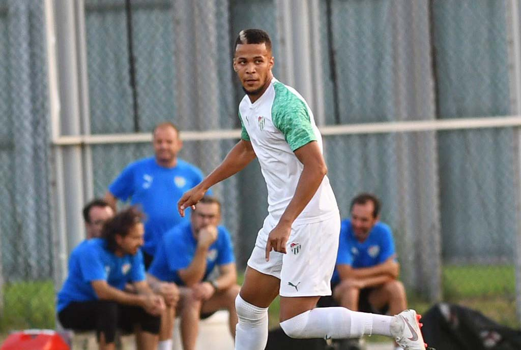 Troost-Ekong Bids Farewell To Bursaspor Following Udinese Move