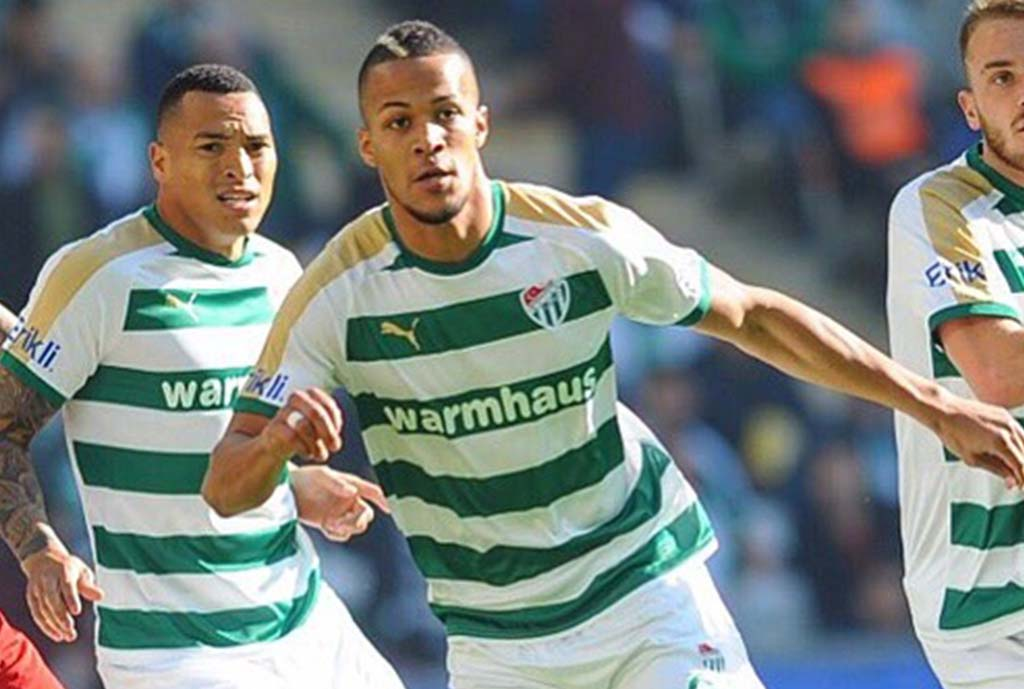 Roundup: Ekong On Target In Bursaspor Defeat; Ogude Debuts In Krasnoyarsk Draw With CSKA