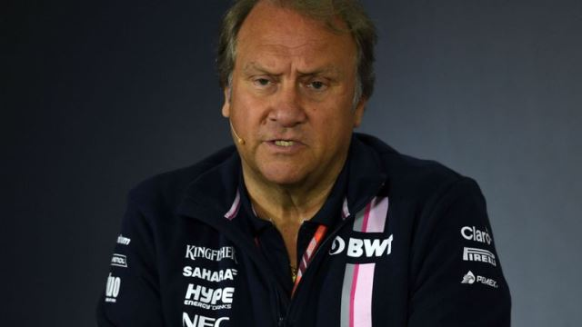 Fernley Ends Force India Stint