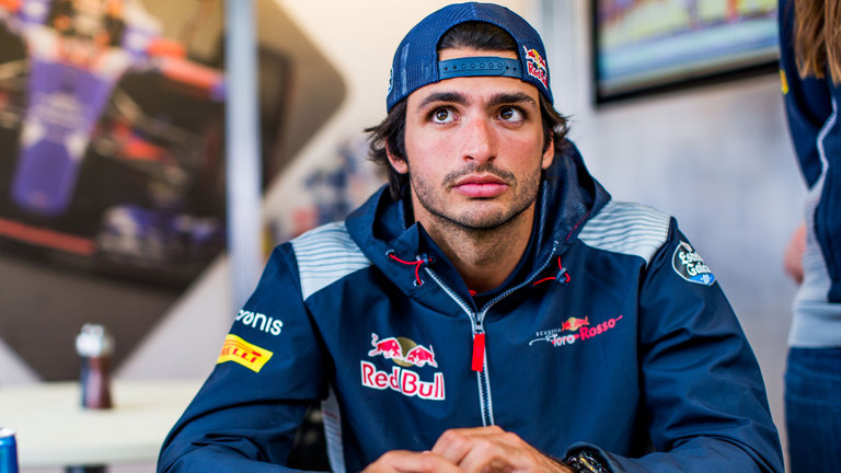 Sainz Jr Wary Of Force India Threat