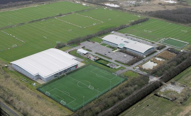 United Carry Out Training Ground Renovation