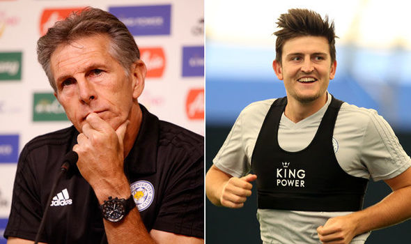 Puel Content With Maguire Contract Situation